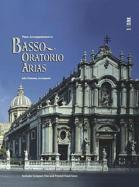 Basso Oratorio Arias