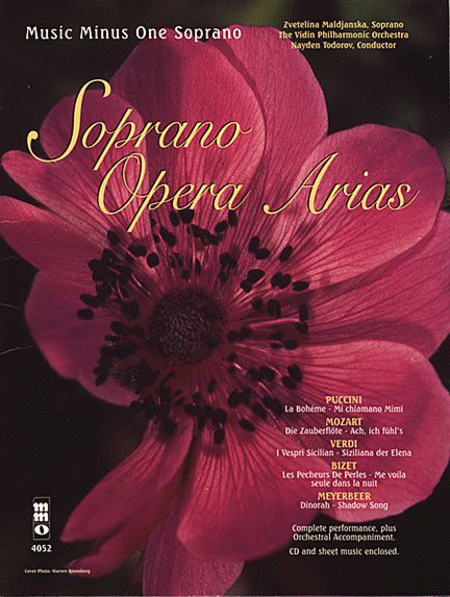 Soprano Opera Arias with Orchestra - Volume I