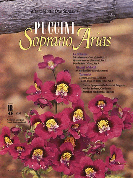Puccini Arias for Soprano and Orchestra - Vol. I