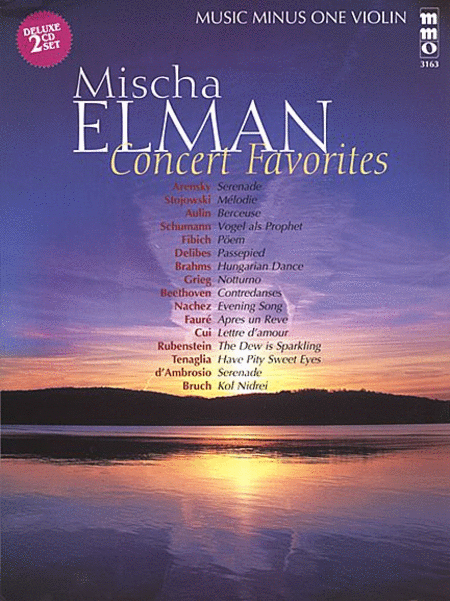 Mischa Elman - Concert Favorites