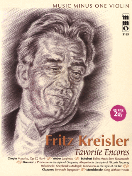 KREISLER: Favorite Encores (2 CD Set)