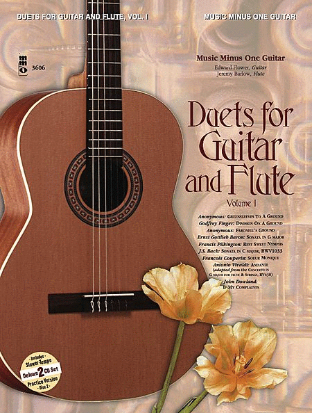 Duets for Guitar & Flute - Volume I (Guitar Part)