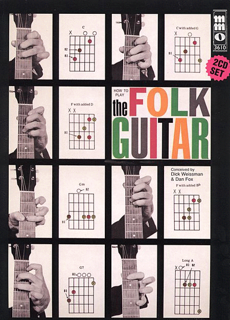 How To Play the Folk Guitar (2 CD Set)