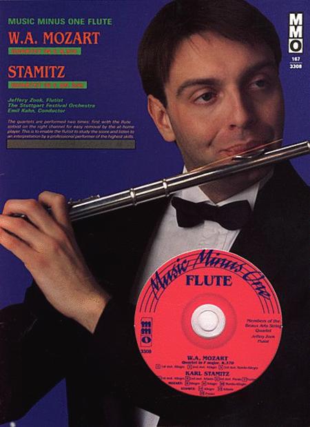 Mozart - Quartet in F Major, Kv370; Stamitz - Quartet in F Major, Op. 8, No. 3