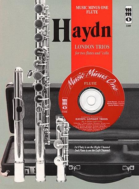 Haydn - London Trios for 2 Flutes & Violoncello