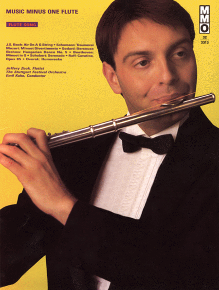 Flute Song: Easy Familiar Classics with Orchestra