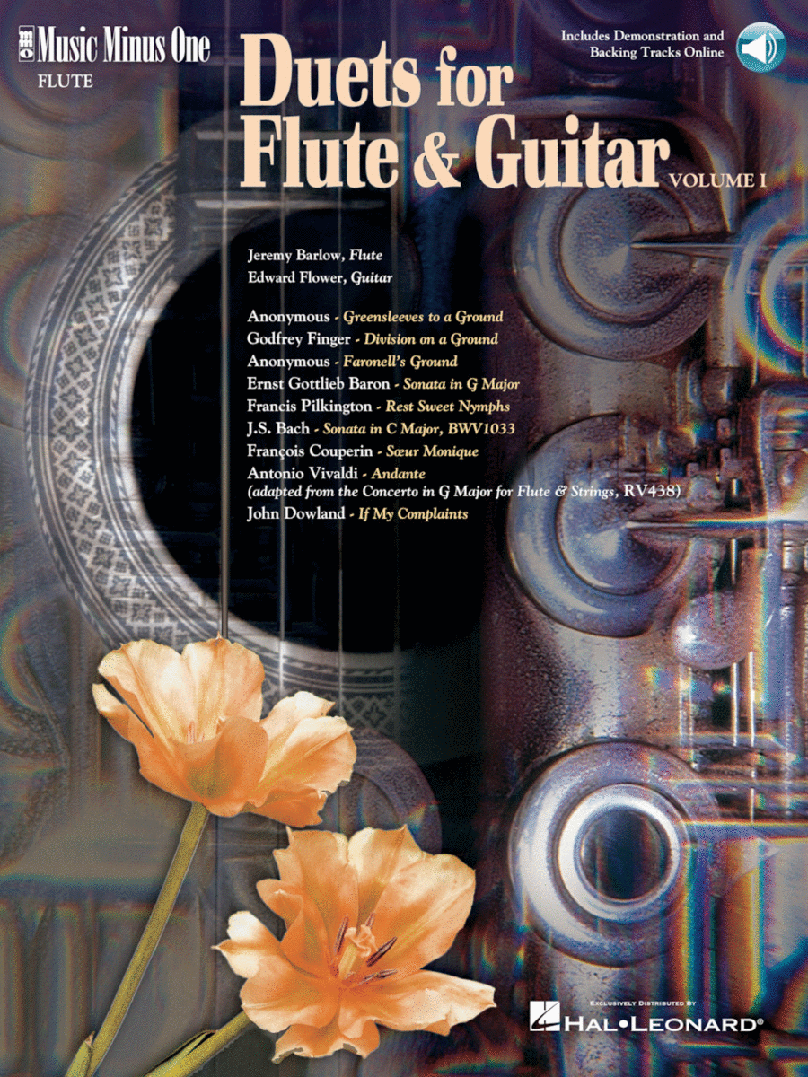 Duets for Flute & Guitar Duet - Volume I (Flute Part)