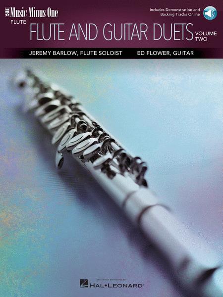 Duets for Flute & Guitar - Volume II (Flute Part)