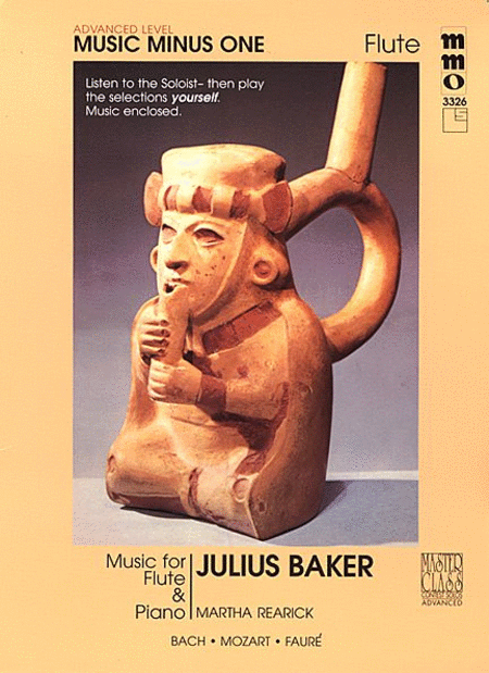 Advanced Flute Solos, Vol. II (Julius Baker)