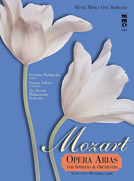 Mozart - Opera Arias for Soprano & Orchestra