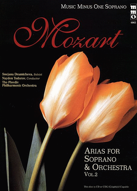 MOZART: Opera Arias for Soprano and Orchestra, Vol. II