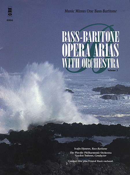Bass-Baritone Arias with Orchestra - Volume 2