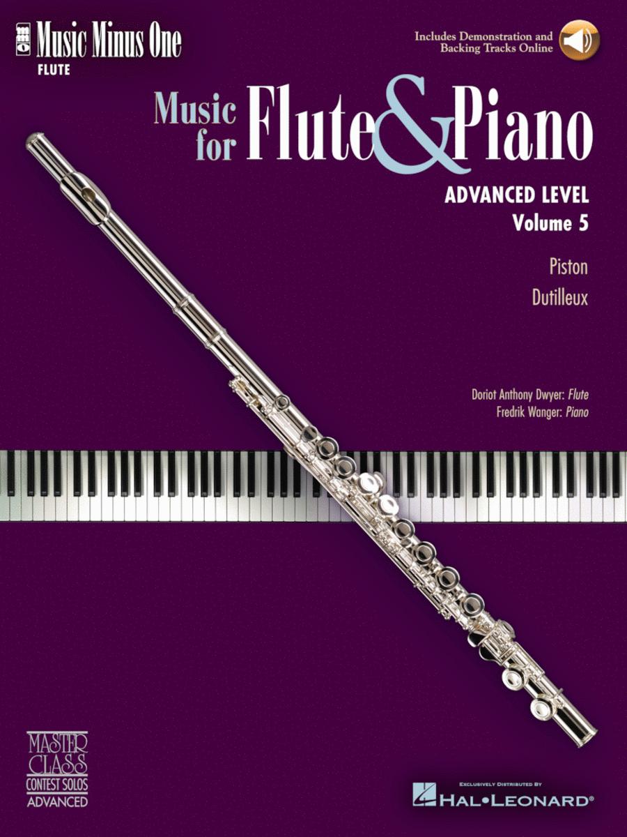 Advanced Flute Solos, Vol. V (Doriot Dwyer)