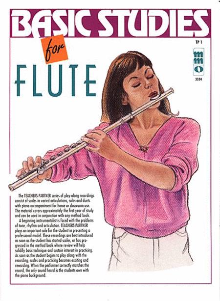 Basic Studies for Flute
