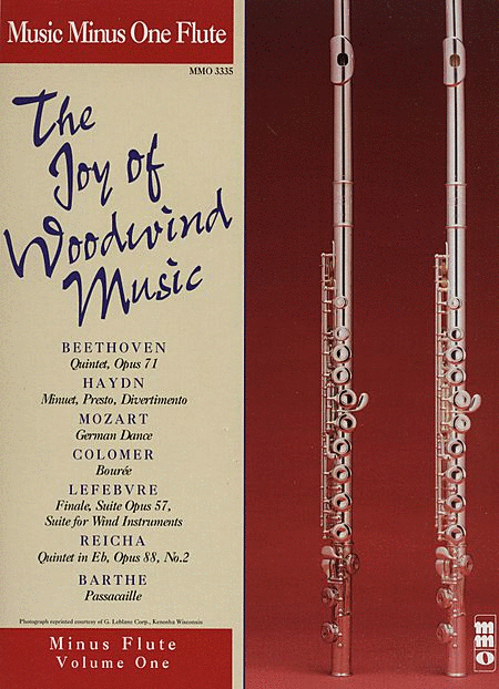 Woodwind Quintets, Volume I: The Joy of Woodwind Music