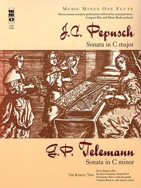 Pepusch - Sonata in C; Telemann - Sonata in C minor