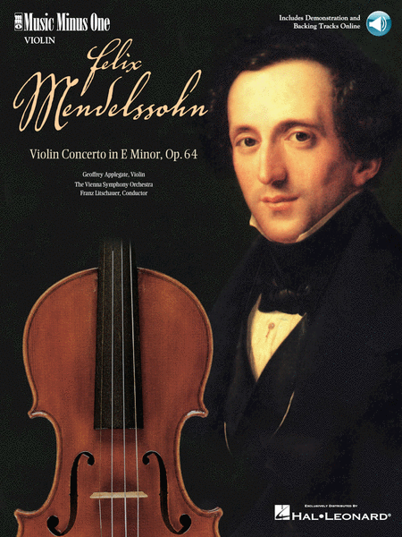 Violin Concerto in E minor, Op. 64 (Digitally remastered 2 CD set)