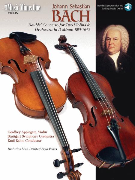 Violin Concerto in D Minor, BWV 1043 (