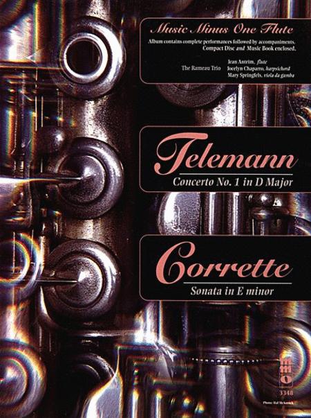 Telemann - Concerto No. 1 in D Major; Corrette - Sonata in E minor