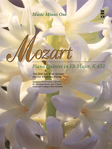 Mozart - Piano Quintet in Eb Major, K.452