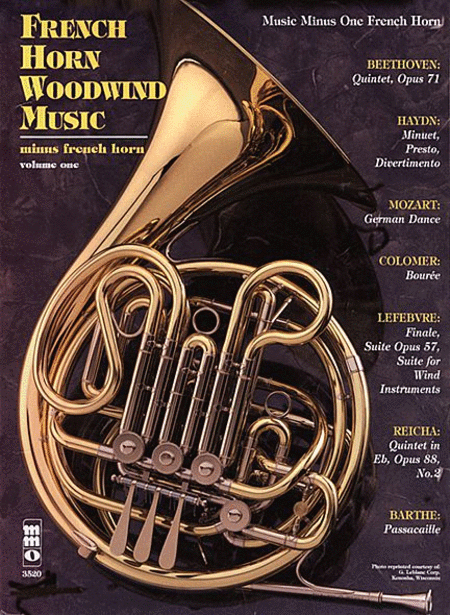Woodwind Quintets, Volume I: French Horn Woodwind Music