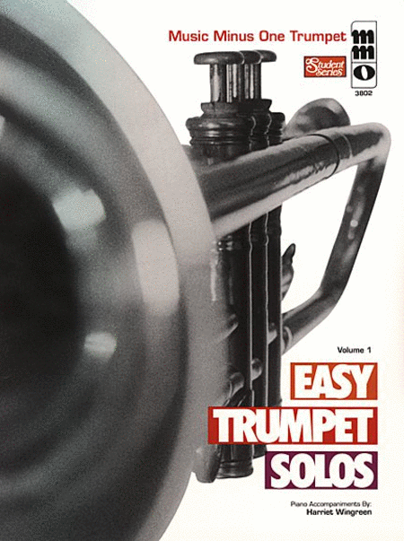 Easy Trumpet Solos - Volume One