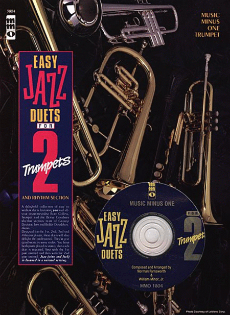 Easy Jazz Duets for 2 Trumpets and Rhythm Section