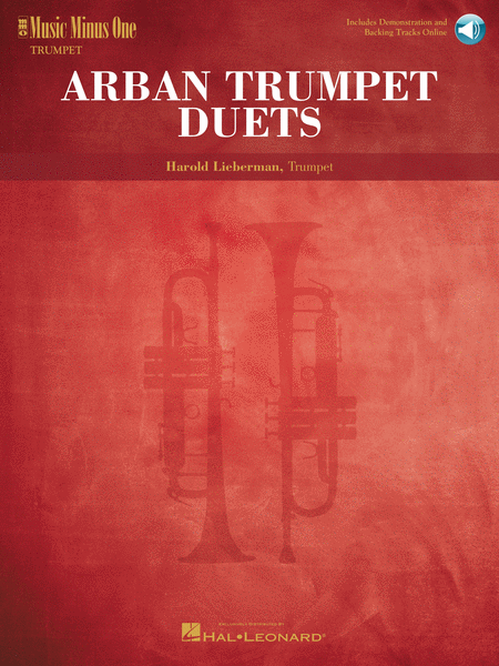 Arban Duets: Selected Classic Studies (Trumpet) - Music Minus One