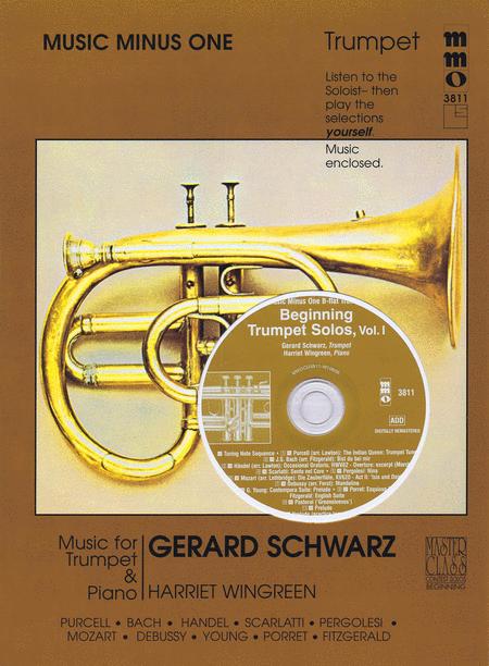 Beginning Trumpet Solos - Vol. 1