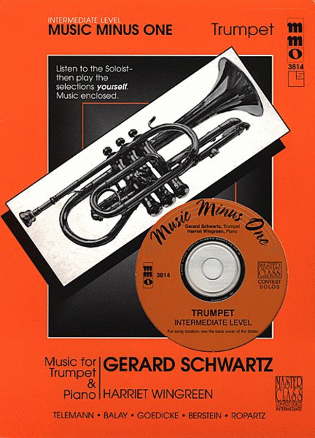 Intermediate Trumpet Solos - Volume 2