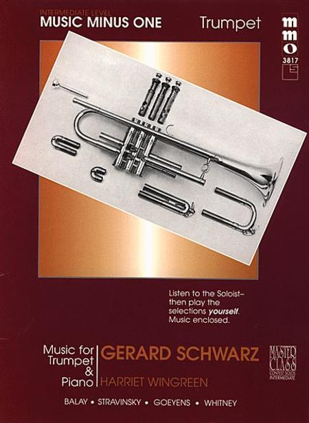 Intermediate Trumpet Solos - Volume 3