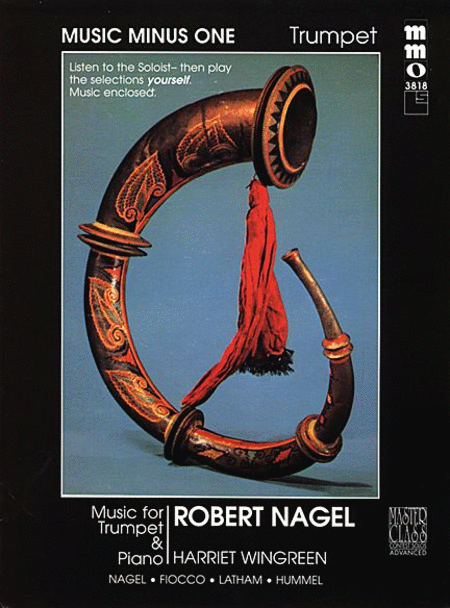 Advanced Trumpet Solos, Vol. II (Robert Nagel)