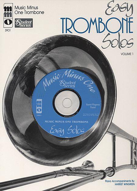 Easy Trombone Solos - Volume 1