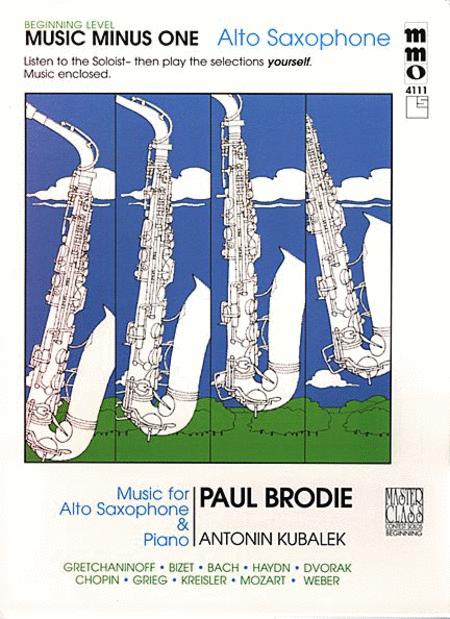 Beginning Alto Sax Solos - Volume 1