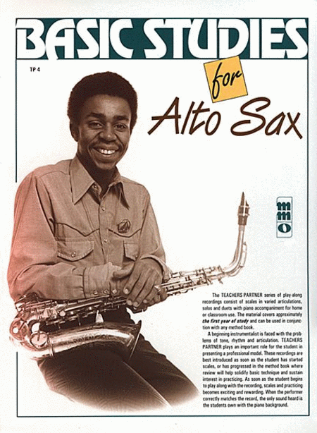 Basic Studies for Alto Sax