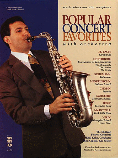 Popular Concert Favorites with Orchestra