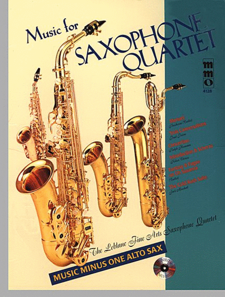 Music for Saxophone Quartet