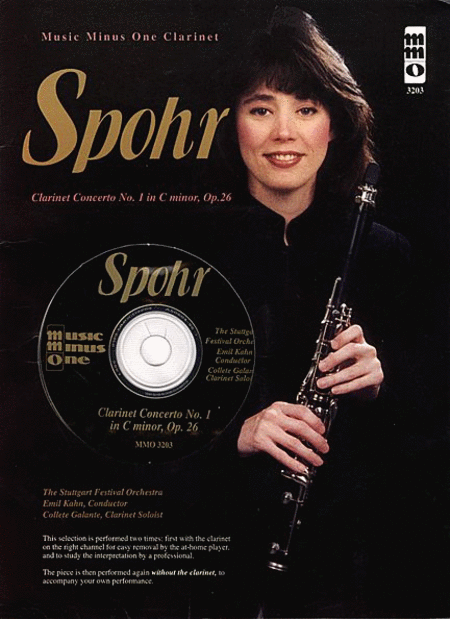 Spohr - Clarinet Concerto No. 1 in C Minor, Op. 26
