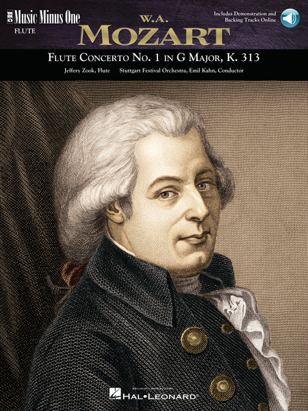 MOZART: Concerto No. 1 in G major, KV313 (KV285c) (Digitally Remastered 2 CD Set)