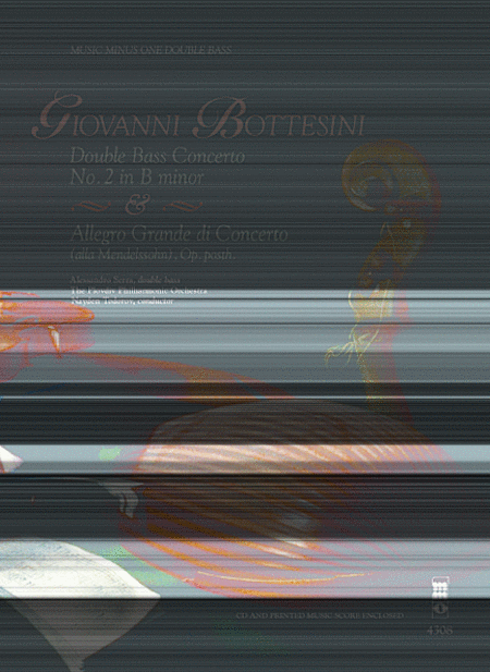 BOTTESINI: Concerto in b minor; Allegro Grande di Concerto (2 CD)