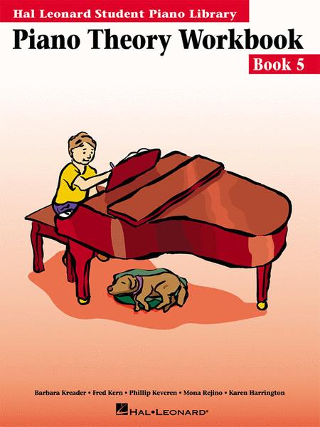 Piano Theory Workbook - Book 5