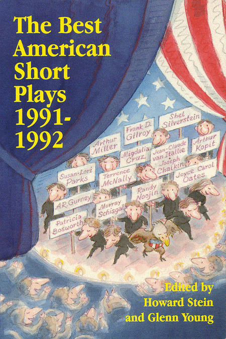 The Best American Short Plays 1991-1992