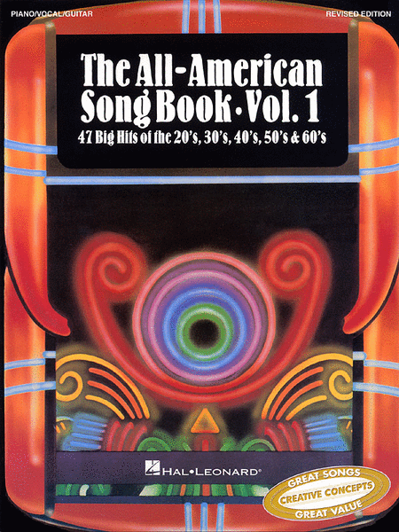 The All-American Songbook - Volume 1