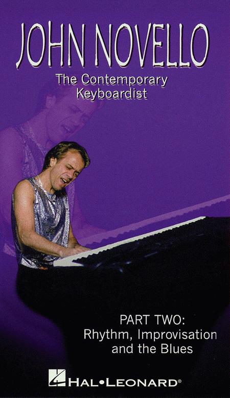 The Contemporary Keyboardist - Rhythm, Improv, and Blues