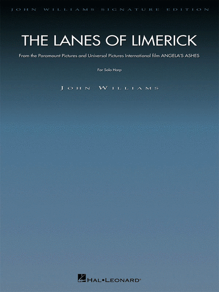 The Lanes of Limerick (from Angela's Ashes)