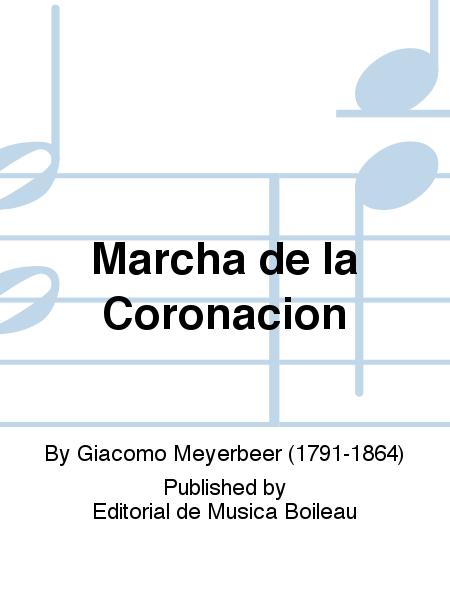 Marcha de la Coronacion