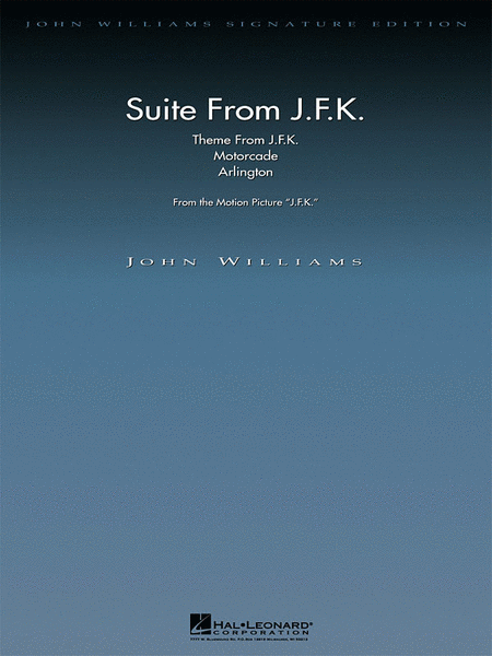 Suite from J.F.K. - Deluxe Score