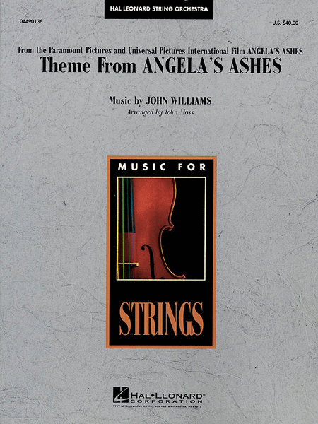 Theme from Angela's Ashes