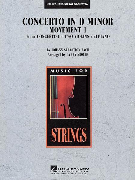 Concerto in D Minor (Movement 1)