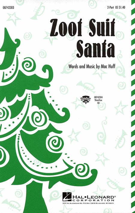 Zoot Suit Santa